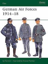 Osprey Elite 135 German Air Forces 1914-18 Deutsche Luftwaffe im 1. Weltkrieg