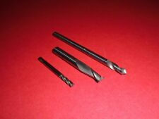 Job lot TCT milling cutters plus long series drill/centre drill