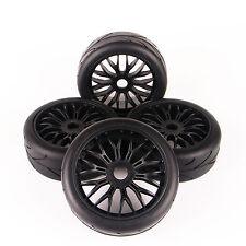 103mm 4Pcs 1/8 Buggy Tires&Wheel rims for HPI  HSP Traxxas RC off road Model car