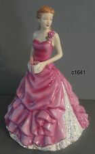 Royal Doulton Pretty Ladies Happy Birthday 2012 Figurine Hn 5542 New in box