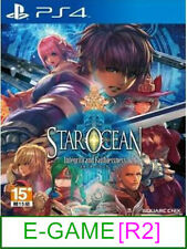 PS4 Star Ocean Integrity and Faithlessness [R2] ★Brand New & Sealed★