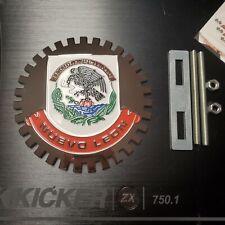 ! Brand New! Nuevo Leon Car Front Grille Badge Emblem Medallon Para Parilla