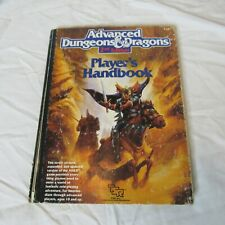 Advanced Dungeons and Dragons AD&D 2nd Edition Player's Handbook