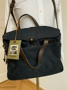Filson Original Briefcase in Navy Blue