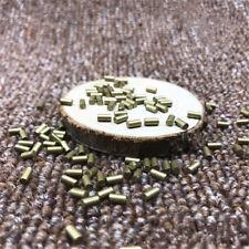100pcs 2.5*5mm Gold Flints Stones For Universal Clippers Petrol Fuel Lighters