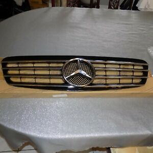 BRAND NEW Mercedes Benz Front Grill 2000-2002 year S CLASS W220 / S220 CL TYPE