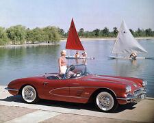 """1958 Corvette 11 x 14""""  Photo Print"""