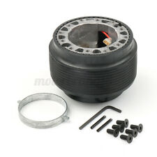Universal Car Steering Wheel Hub Adapter Quick Release Kit For VW GOLF MK2