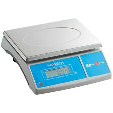 New Listingavaweigh Pc60os 60 Lb Digital Portion Control Scale With An Oversized Platform