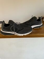 2017 Nike Presto Air Black/Gray/white Men's Size 12 Running Shoes!!