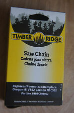 """CHAINSAW CHAIN 3/8"""" Low Profile .050"""" 52 DRIVE LINKS * Timber Ridge  * NEW *"""