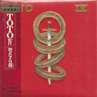 TOTO - TOTO IV 2005 JAPAN MINI LP CD