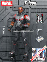 """Marvel Falcon Avengers Legends Heroes 7"""" Action Figure Boy Kid Collect Gift Toys"""