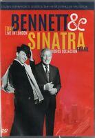Bennett & Sinatra DVD Tony Live In London
