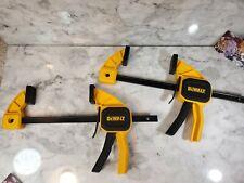 DEWALT DWHT83158 12 inch Bar Clamp - 2 Pack
