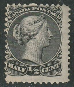 Canada, 21a Large Queen,  MNH