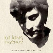 Kd Lang-INGENUE-New 140g Doble Lp De Vinilo