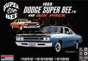 REVELL - 1969 Dodge Super Bee Plastic Model Kit - 1:25 - NEW & SEALED