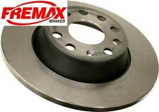 VW Jetta Eos Audi A3 2005-2016 Rear Right or Left Disc Brake Rotor Fremax NEW