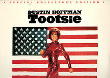 TOOTSIE - Dustin Hoffman - 2 x LASER DISC set - NEW - NEVER PLAYED - VERY RARE!!