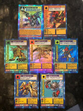 DIGIMON DIGI-BATTLE CARDS - 1999 BANDAI