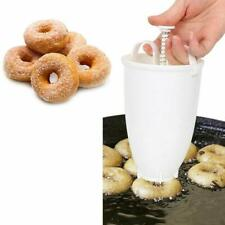 Doughnut Maker Batter Dispenser Plastic For Donut Cake DIY Baking Tools Maker