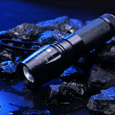 5000 Lm CREE XM-L T6 LED Linterna Antorcha Zoom Zoomable Lámpara Luz Ultrafire XML #