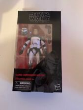 STAR WARS THE BLACK SERIES - CLONE COMMANDER WOLFFE - EXCLUSIVE