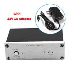 FX-AUDIO Fidelity HIFI Bluetooth Audio Receiver Fiber Coaxial Output Amplifier