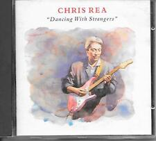 CHRIS REA - Dancing with strangers CD Album 14TR (MAGNET) 1987 Germany Print