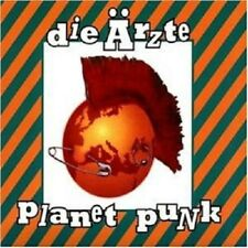 DIE ÄRZTE 'PLANET PUNK' CD NEW