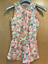 Beautiful Sergent Major Playsuit, Age 7 -8 Years