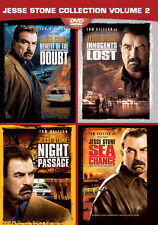 Jesse Stone: Benefit of the Doubt / Innocents Lost / Night Passage / Sea Change