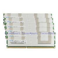 Samsung 48GB 6x 8GB PC3-10600R DDR3 DDR3-1333MHz ECC Registered REG SERVER RDIMM