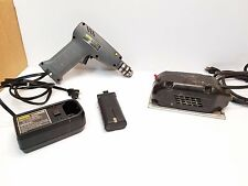 """Stanley 3/8"""" cordless Drill/Driver &  Weller Model 700 Sander/Polisher"""