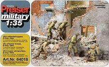 Preiser 64018 US-Luftlandetruppen. D-Day 1944
