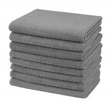 Gryeer Microfibre Tea Towels, Soft, Super Absorbent and Lint Free Kitchen 45 x