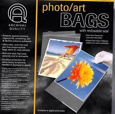 Photo, storage bag, lineco, archival, 11x17, acid free