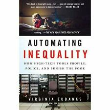 Automating Inequality: How High-Tech Tools Profile, Pol - Paperback / softback N