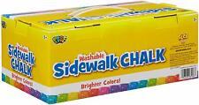 Poof 60pc. Sidewalk Chalk Fast Shipping