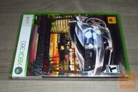 Midnight Club: Los Angeles 1st Print (Xbox 360 2008) FACTORY SEALED! - RARE!