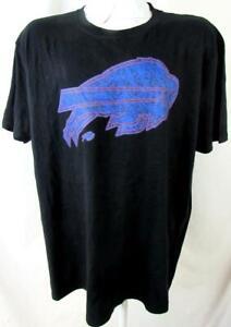 "Buffalo Bills Mens X-Large Screened ""BILLS TRAINING CAMP LOGO"" T-shirt BIL 26"