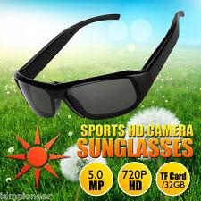 Excelvan HD Camera Polarized Sunglasses Mini Digital Video Recorder DV Eyewear
