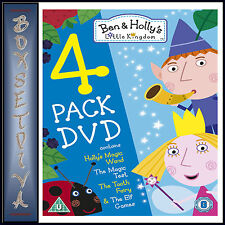BEN AND HOLLYS LITTLE KINGDOM - THE MAGIC COLLECTION **BRAND NEW DVD ***