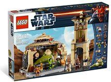 NEW SEALED LEGO JABBA'S PALACE Set 9516 nib nisb the hutt hut oola boush han