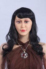 wig weiblich für Schaufensterpuppe Haarteil schwarz  C3 Frau  NEU!!! Perücke