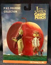 Disney James and The Giant Peach PVC Figure Glass Hopper Centipede Jun Planning