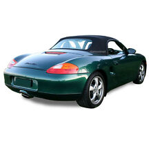 Porsche Boxster 986 Convertible Soft Top Replacement 1997-2002 Black German