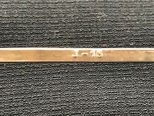 Silver Soldering Rods 15 % , Seven Rods 1/4 Pound, 4.2 Oz. Straight ,Tube Packed