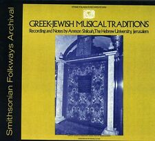 Various Artists - Greek-Jewish Musical Traditions / Various [New CD]